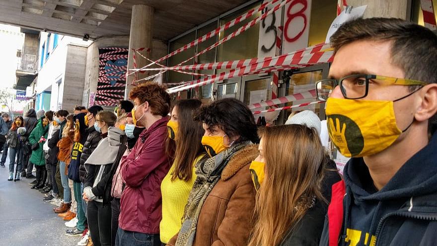Az SZFE polgársága: az egyetem új vezetői már gyakorlati eszközökkel veszélyeztetik az oktatást
